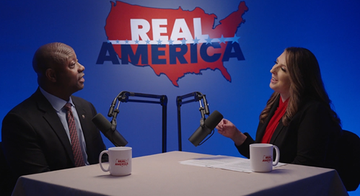 """Tim Scott joins RNC Chairwoman Ronna McDaniel on """"Real America"""" Podcast"""